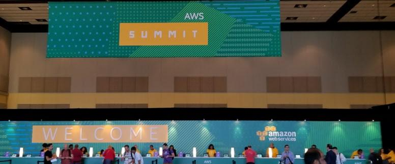 AWS Summit Chicago - India